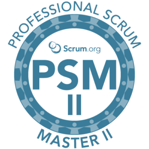 Leeds - Professional Scrum Master II (Advanced Class) @ The Studio